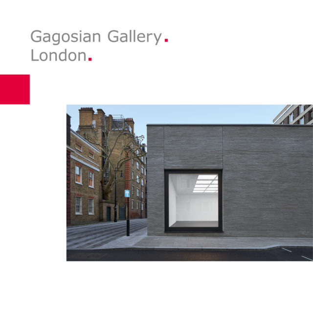 DigitaLicht AG | Gagosian Gallery, London