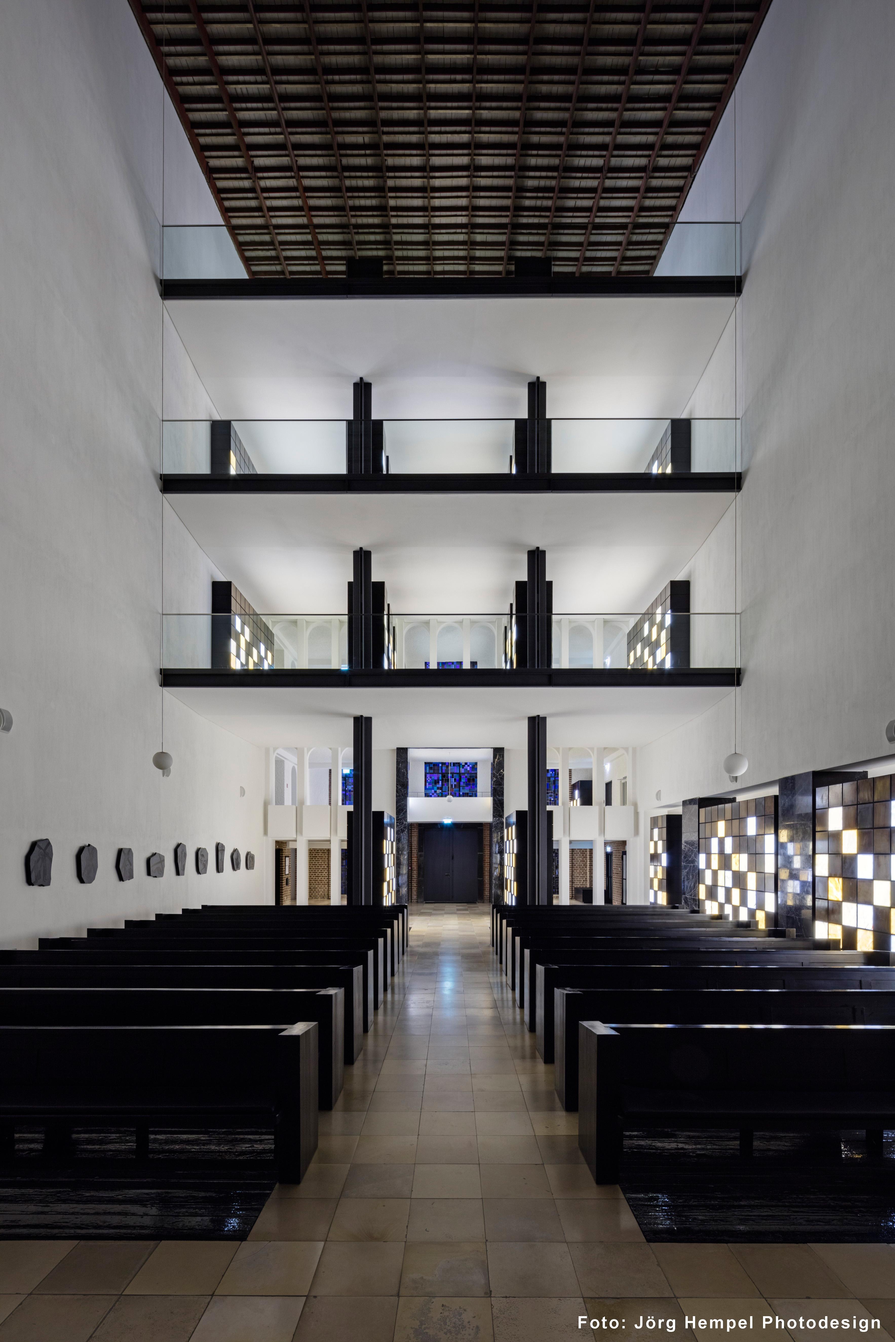 Architekt Mönchengladbach architekten bda st kamillus kolumbarium mönchengladbach