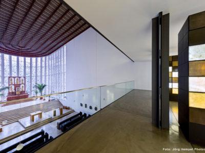 bdmp Architekten BDA | St. Kamillus Kolumbarium, Mönchengladbach