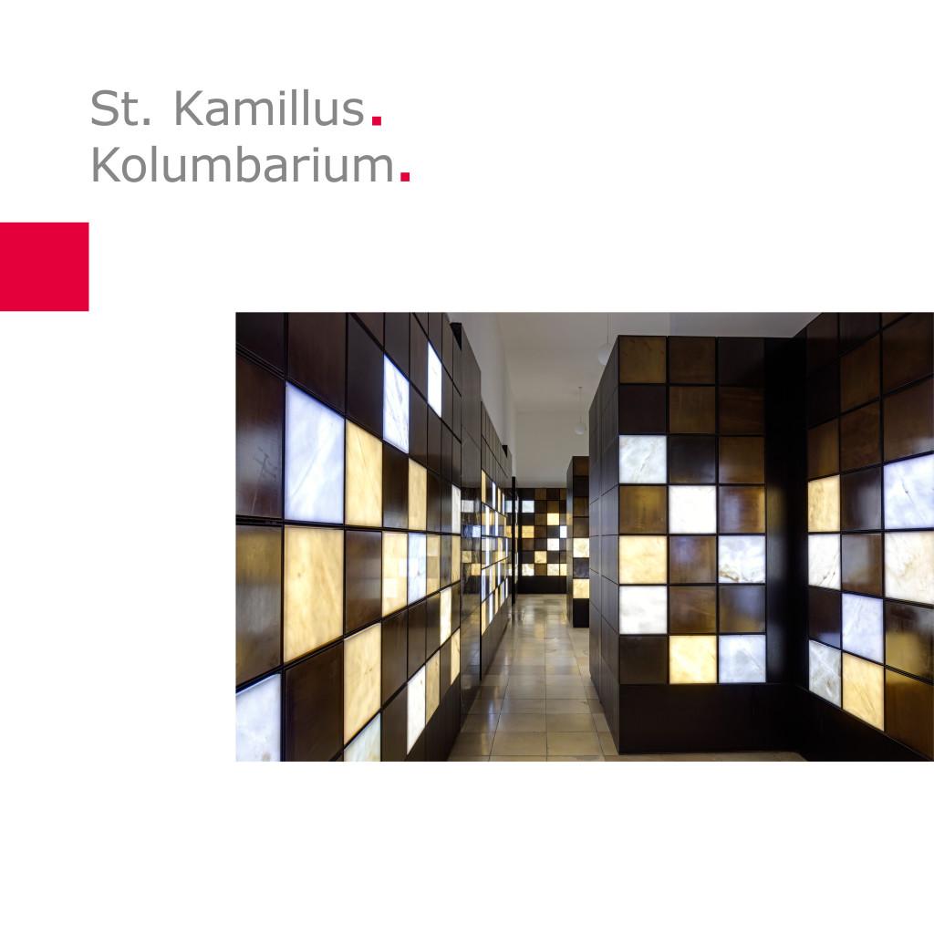 bdmp Architekten BDA   St. Kamillus Kolumbarium, Mönchengladbach