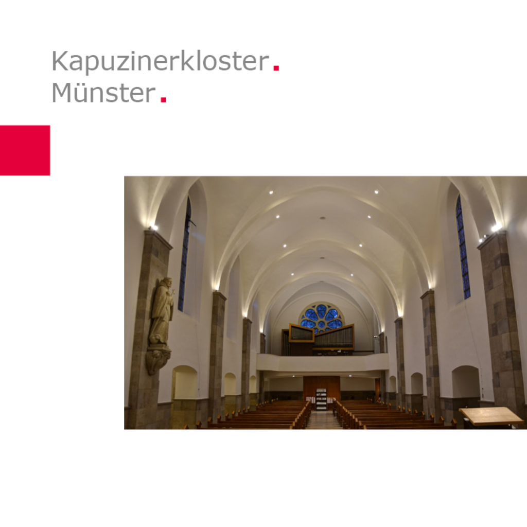 Deutsche Kapuzinerprovinz KöR   Kapuzinerkloster Münster