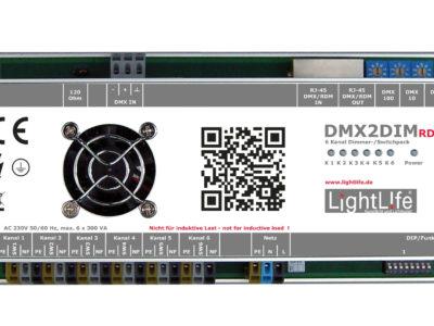 DMX2DIM-RDM ab KW 29 wieder lieferbar