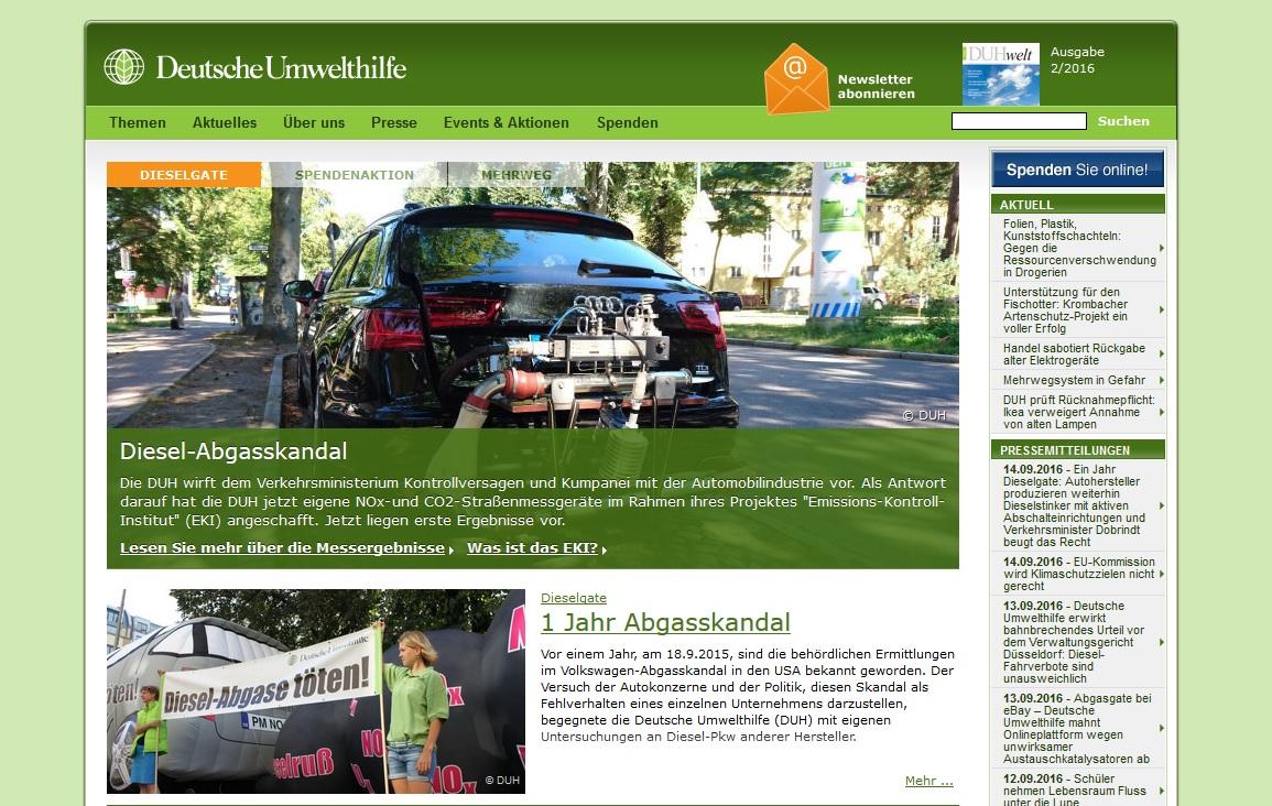 (Deutsch) Deutsche Umwelthilfe