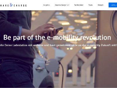 Elektroauto | RWE löst das Reichweitenproblem mit  Innogy Share & Charge via Blockchain