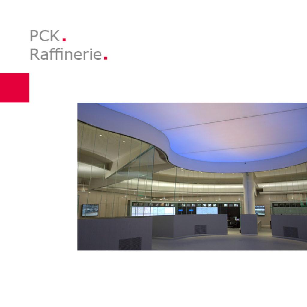 HOCHTIEF   PCK Raffinerie, Schwedt
