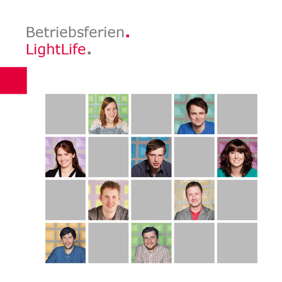 LightLife Betriebsferien | 21.12.2016 – 08.01.2017