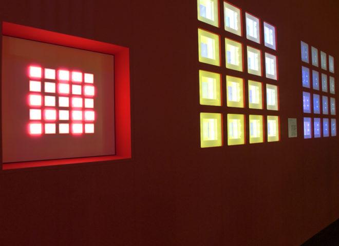 """Themenfeld """"licht"""" auf der Interzum 2011"""