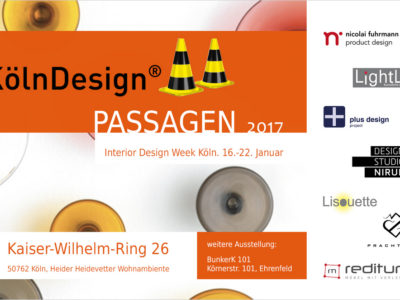 Passagen | 16. – 22. Januar 2017