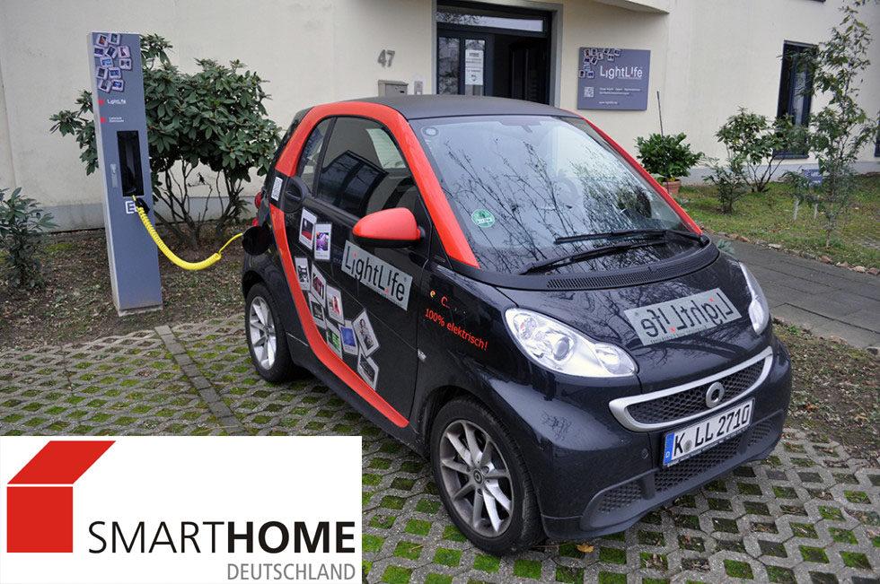 9. Expertenrunde SmartHome NRW bei der LightLife | 16.03.2017