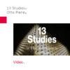 13 Studies for Silberne Frequenz by Otto Piene | LWL-Landesmuseum für Kunst und Kulturgeschichte
