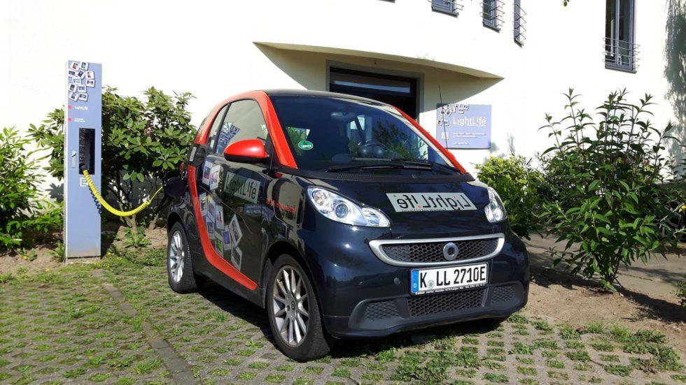 Drei Jahre Smart Electric Drive