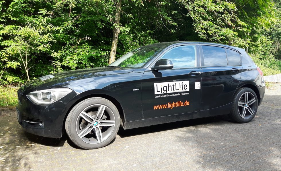 Unser  1er-BMW wird  peinlich und stimmt übellaunig!