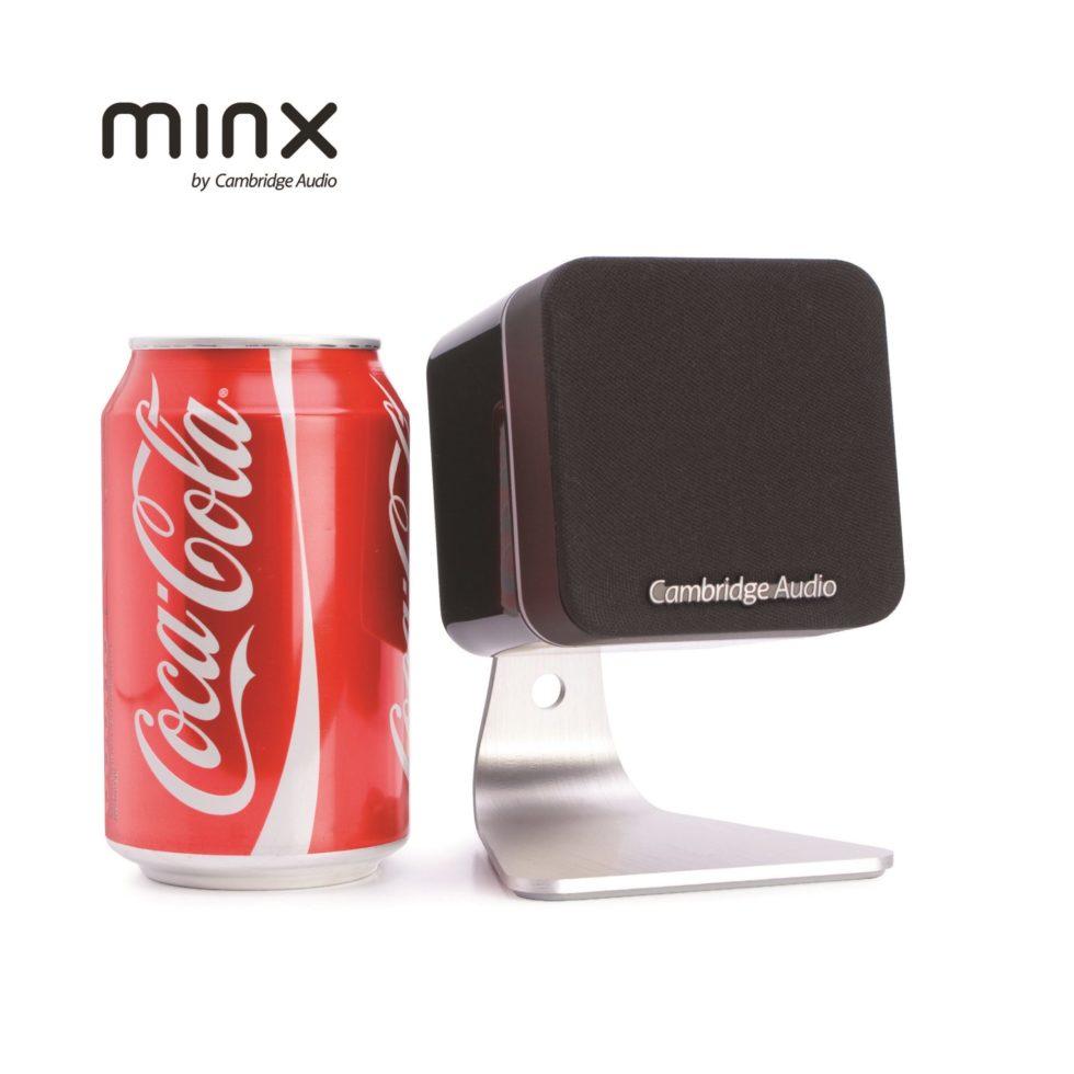 Preissenkung für Minx-Lautsprechersysteme von Cambridge Audio