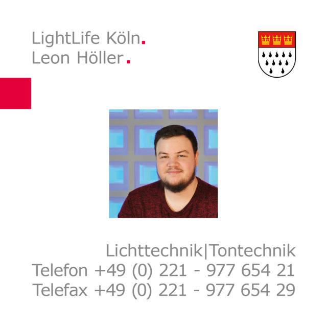 (Deutsch) Leon Höller