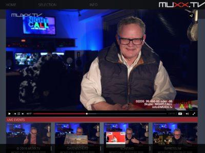 Antonius im Gespräch mit Ulli Potofski auf Muxx.tv