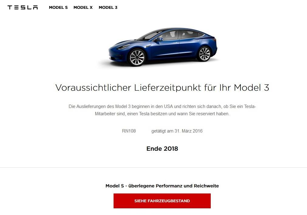 [:de]Tesla Model 3 Reservierung[:en]Tesla Model 3 reservation[:]