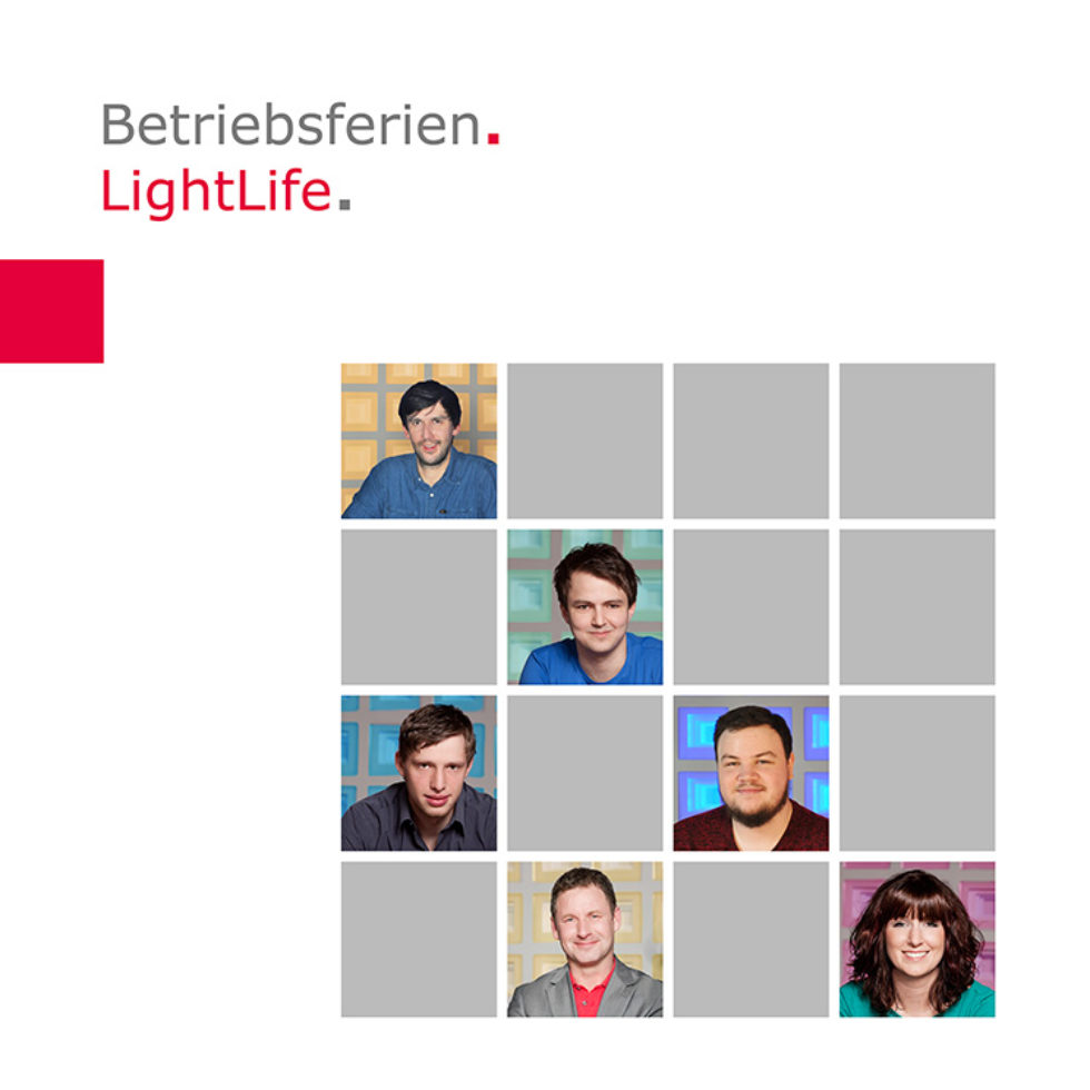LightLife Betriebsferien | 24.12.2018 – 06.01.2019
