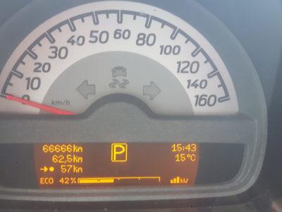 66.666 km sowie die Freude darüber, bereits vor Jahren die richtigen Entscheidungen getroffen zu haben