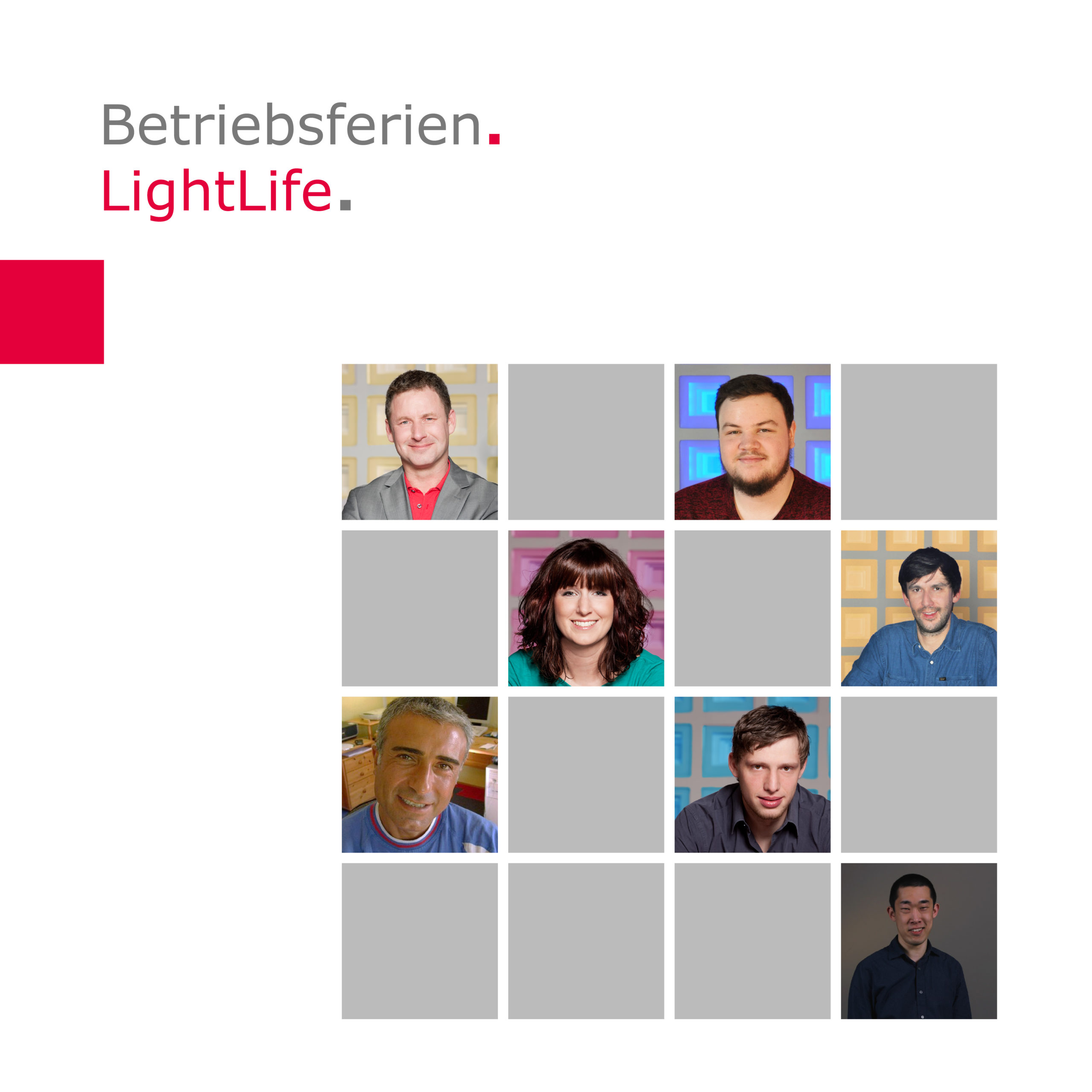 LightLife | Betriebsferien 2019